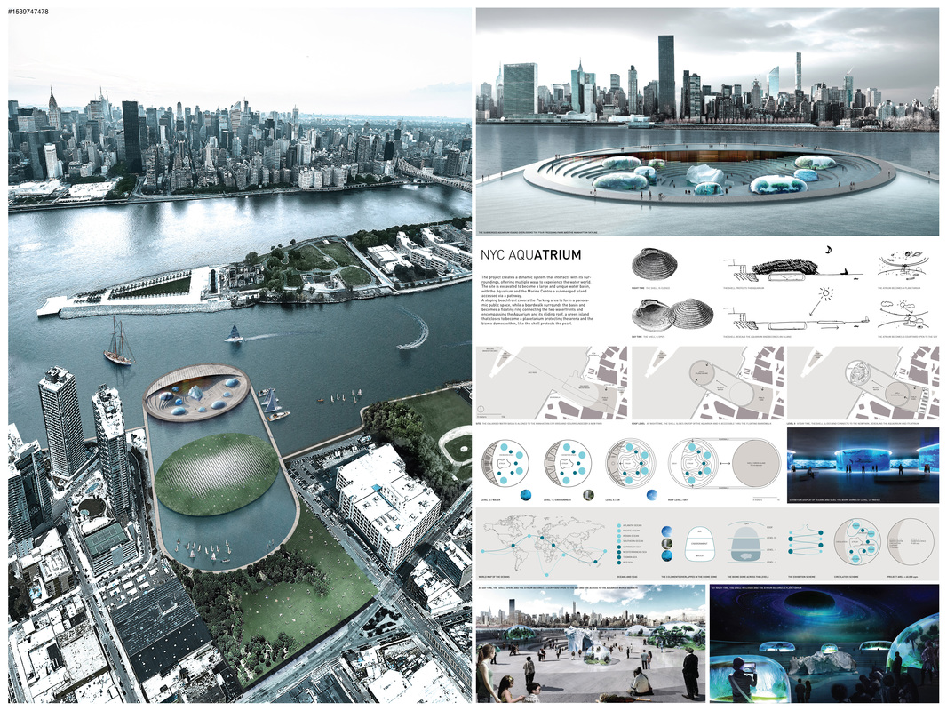 Architecture Design New York competitions :current architecture competitions